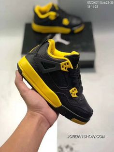 big sale 1c277 3b1c5 Kids Air Jordan IV Sneakers SKU 320150-244 Super Deals