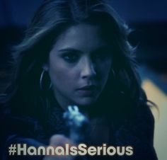 Pretty Little Liars - Hanna is Serious