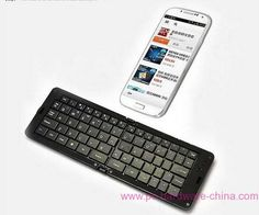 Bluetooth-Folding-Keyboard-for-smartphone