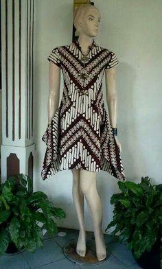 Such bold lines in the batik design.