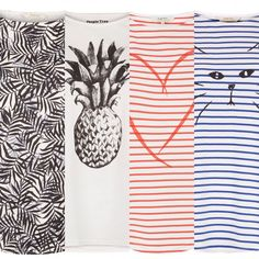 The bank holiday's over and we're all back to work, but that doesn't have to be a bad thing! Why not cheer yourself up with one of these cute @peopletreeuk tees? In at Frank & Faith! #FrankAndFaith #PeopleTree #Tee #Tshirt #Print #Pattern #Stripes #Heart #Cat #Pineapple #Palm #Blue #Red #Black #White #Womenswear #Style #Fashion #Clothing #OrganicCotton #Organic #FairTrade #FairTradeLabelled #WFTO #IFAT #OrganicFashion #FairTradeFashion #EthicalFashion