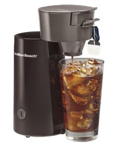 Hamilton Beach Iced Coffee  Tea Maker 40917 * Details can be found by clicking on the image.Note:It is affiliate link to Amazon.