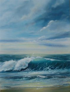 Rolling+Ocean+Waves   Chill and Rolling in. Can be viewed or purchased at www.ely ...
