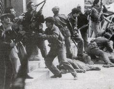 La acción tiene lugar en 1944, después de la Guerra Civil Española, el régimen de Franco.