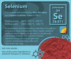 #periodictableofelements #periodictable #selenium