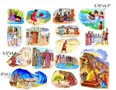 The Story of Moses Felt Figures for Flannel Board Bible Stories-precut Story Time Felts http://www.amazon.com/dp/B005BLRLS2/ref=cm_sw_r_pi_dp_CXuUub1FBMNWZ