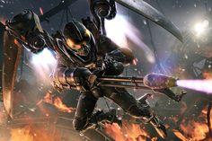 Batman: Arkham Origins - Firefly