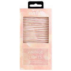 Ankit Vintage String Lights 30 ft