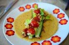 Madgudinden: Kikærtemadpandekager/tortillas - uden æg, mælk og gluten