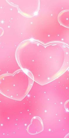 Trendy Wallpaper Celular Bloqueo Galaxia in 2019 Pink Wallpaper Iphone, Glitter Wallpaper, Heart Wallpaper, Trendy Wallpaper, Cute Wallpaper Backgrounds, Love Wallpaper, Cellphone Wallpaper, Pretty Wallpapers, Pattern Wallpaper