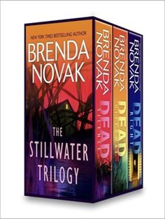 Cover of Stillwater Trilogy: Dead Silence\Dead Giveaway\Dead Right