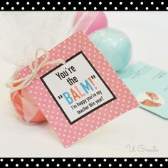 @ucreatecrafts  – You're the Balm Printables