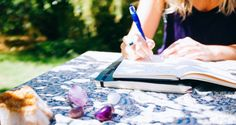 You've probably heard that journaling is a very powerful practice. It's a  great way to let go of stress and anxiety, process your emotions, and  connect with your true self and your deeply held value and beliefs...