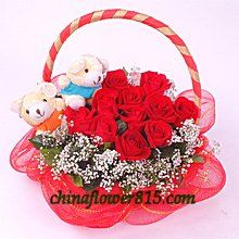 deliver flowers to China, if you are looking to send gifts to someone in China, why not choose flowers as gift, you can order online from China flower shop