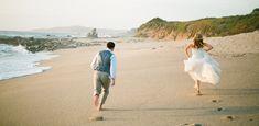 Intimate Elopement at Ribera Beach | Snippet & Ink