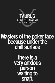 Zodiac Mind - Your source for Zodiac Facts Taurus And Aquarius, Taurus Traits, Astrology Taurus, Zodiac Signs Taurus, Taurus Woman, Taurus And Gemini, Zodiac Mind, Zodiac Facts, Turus Zodiac