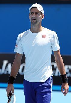 Novak Djokovic @JugamosTenis #tennis