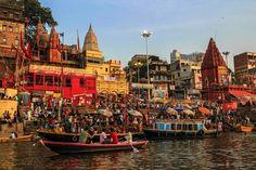 Te contamos qué ver en #Varanasi y por qué debes visitar este lugar de #India #viajes #travel #Asia