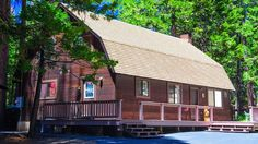 Cabin vacation rental in Shaver Lake, California, United States of America from VRBO.com! #vacation #rental #travel #vrbo