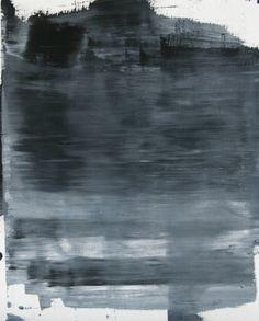 """Koen Lybaert; Oil 2014 Painting """"abstract N° 873"""""""