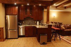 basement kitchenette | Basement Kitchens Ideas
