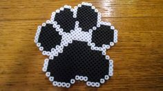 Made to Order Animal Paw Print Magnet 10 Percent by TheAbsity, $5.00
