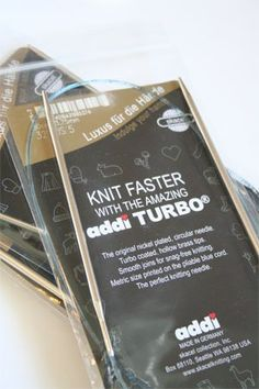 Addi Turbo 32 Size 8 Circular Knitting Needles by SKACEL ** More info could be found at the image url.Note:It is affiliate link to Amazon.