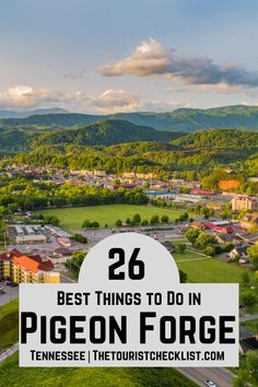 Tennessee is a wonderful place to visit, especially when you're staying in a city like Pigeon Forge! Usa Travel Guide, Travel Usa, Travel Tips, Visit Tennessee, Tennessee Usa, Packing List For Vacation, Vacation Trips, Small Town America, Us Travel Destinations