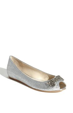 Be comfortable, but stylish by wearing these Vera Wang beauties on your big day! Save up to 50% off Nordstrom shoes with this deal: http://cpn.cd/yAG184