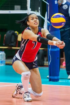 olympic88:    Niverka Marte (Dominican Republic)  2016 FIVB World Grand Prix