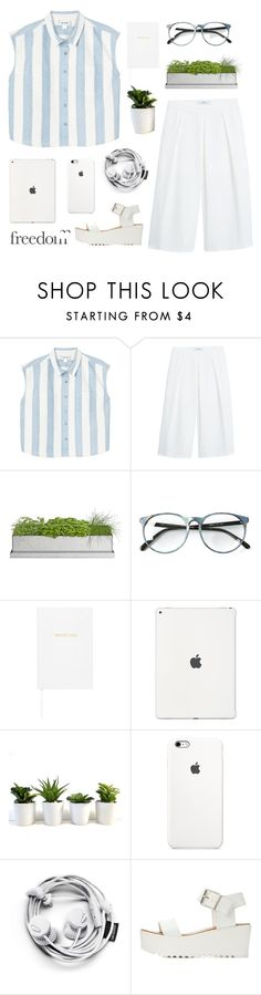 """Untitled #596"" by keziakaligis ❤ liked on Polyvore featuring Monki, MANGO, Potting Shed Creations, Sloane Stationery, Charlotte Russe, women's clothing, women, female, woman and misses"