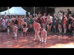 Adorabelles at the Gatsby Summer Afternoon 2016 - YouTube