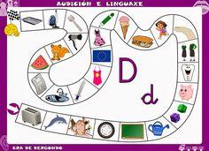 Hoy comparto con vosotr@s unas ocas fonéticas que elaboré para jugar con mis alumn@s : Activity Games, Speech Therapy, Language, Classroom, Kids Rugs, Education, Logos, Children, Instagram
