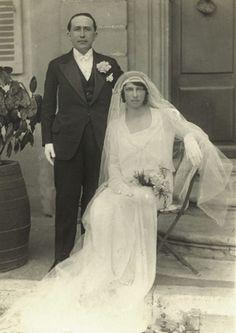 stunning vintage wedding photographs...