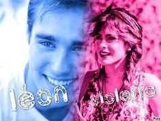 Léon und Violetta♡ #Léonetta Para Siempre