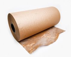 A roll of our eco-friendly packaging material!
