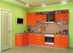 Картинки по запросу сочетание цветов в интерьере кухни