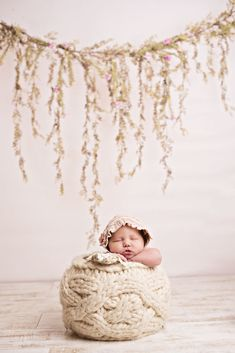 Peekaboophotos.com Newborn Photography Prop Ideas