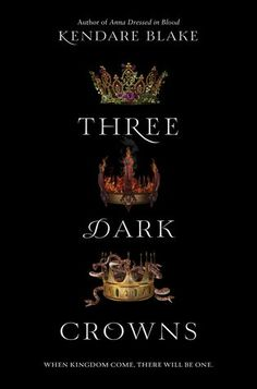 """""""Three Dark Crowns' while reading this book I kept thinking 'man does this author hate her sisters or is she just so imaganitive' haha. Three Dark Crowns was a unique story about three sisters. Ya Books, Good Books, Anna Dressed In Blood, Science Fiction, Fallen Book, Books For Teens, Romance, Book Authors, Book Recommendations"""