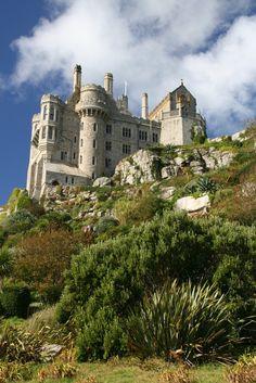 St Michael's Mount, Marazion, Cornwall, England   50.116000, -5.477200