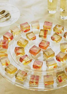 22 *Fancy* Jell-O Shots That Will Please the Adulting Palate via Brit   Co
