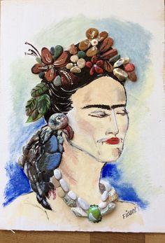 Füsun Dilli/Frida Kahlo