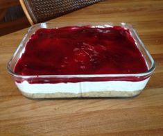 Super cremet cheesecake med frisk solbærsyltetøj | katjaskoekken blog
