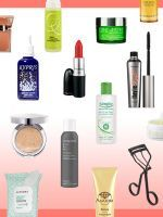 """39 Products Beauty Editors Won't Shut Up About #refinery29  http://www.refinery29.com/editor-beauty-product-picks#slide-30  """"It makes your lashes long and dark and glossy. But a lot of mascaras do that. This one also never ever never smudges, and it rinses away completely — no flakes, no sooty residue — with warm water.""""..."""