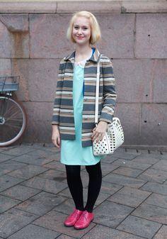 Justiina - Hel Looks - Street Style from Helsinki