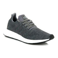 Szare Adidas swift run