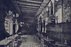 MI VIDA Y MI HISTORIA        El Café Torino, una obra maestra del modernismo barcelonés, fue durante la primera década del siglo XX el Pala...
