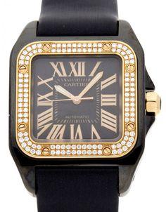 Watchmaster.com - Cartier Santos 100 WM505001