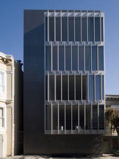 1029 Natoma Street | San Francisco, California | Stanley Saitowitz / Natoma Architects Inc | photo by Marcus Bischoff