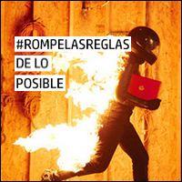 #Rompelasreglas de lo posible